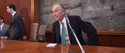 Marcelo usa veto pela terceira vez, o primeiro a um decreto do Governo