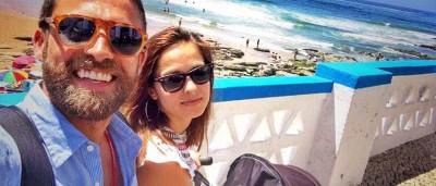 Diogo Amaral assinala aniversário da ex-mulher
