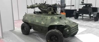 Conheça o tanque automatizado que está a combater o Daesh