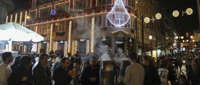 O Porto parou para receber o Natal e milhares saíram às ruas
