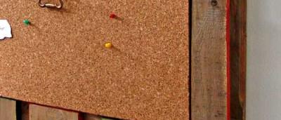 Paletes ganham nova vida enquanto decoração funcional de parede