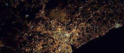 """Astronauta não resistiu a fotografar o Porto. """"Um digno rival da capital"""""""