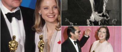 Só três filmes na história ganharam os cincos principais Óscares. Sabia?