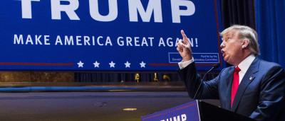 Mais de 3.600 websites: Donald Trump quer dominar a Internet