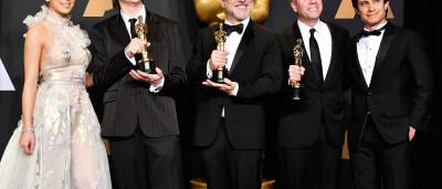 Foram estes os grandes vencedores da (insólita) noite dos Óscares