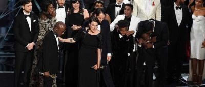 Os momentos altos dos Óscares em GIF