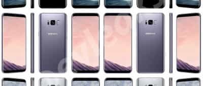 Imagens apresentam design final do Galaxy S8... e pode não gostar
