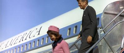 Foi há 100 anos que JFK nasceu. Uma vida em imagens