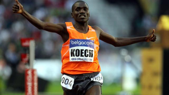 Morreu o antigo atleta queniano Paul Koech. Tinha 49 anos