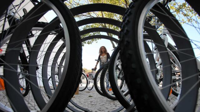 'Comboio' de bicicletas que leva crianças à escola reconhecido pela OMS
