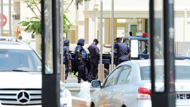Polícia deteve mais de mil suspeitos na província angolana de Malanje