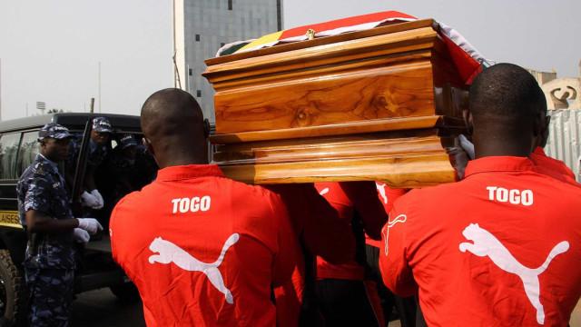 Ativista condenado a pena de prisão por atentado contra a seleção do Togo