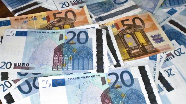 Portugal mantém 3.ª maior dívida pública da UE no primeiro trimestre