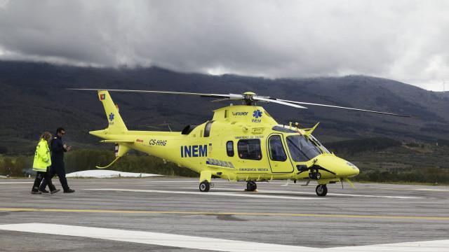 Há dez hospitais proibidos de receber voos de emergência durante a noite