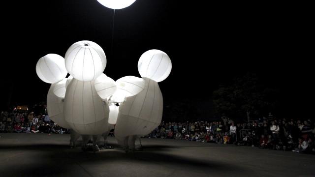 Imaginarius celebra maioridade com 300 artistas inspirados por odisseias
