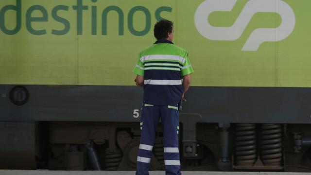 CP lança a 7 de janeiro concurso público para comprar 22 comboios