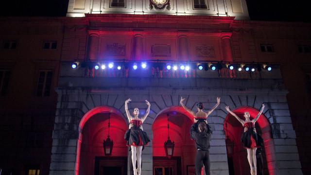 Espetáculos da Companhia Nacional de Bailado encerram  Festival ao Largo