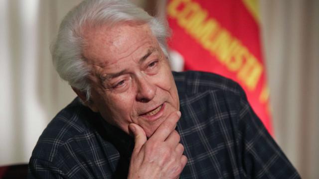 Morreu Aurélio Santos, dirigente do PCP