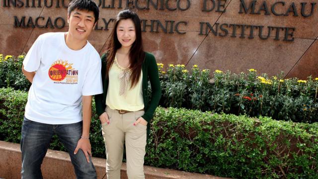 Alunos de português no Instituto Politécnico de Macau aumentam 66,7%
