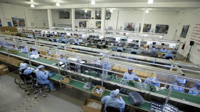 Criação de empresas em Portugal aumenta 12,2%