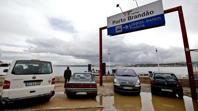 Ligações fluviais Trafaria-Belém vão estar interrompidas durante 45 dias