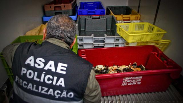 ASAE detetou casos de fraude alimentar em zonas de veraneio