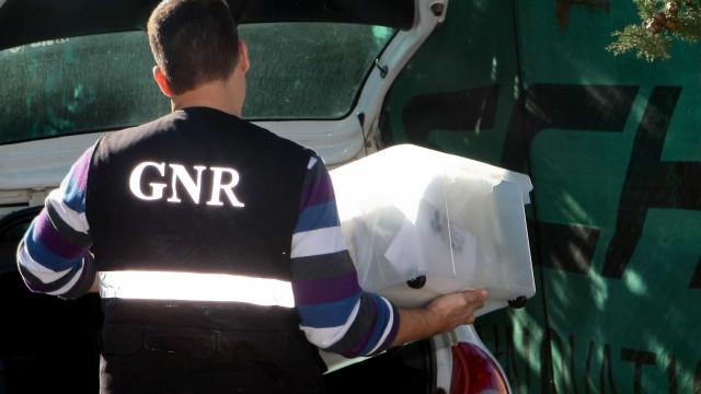 GNR desmantela rede de contrafação e apreende 1,4 milhões em artigos