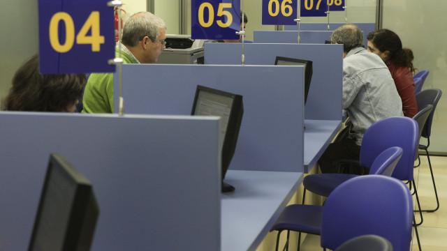 Número de funcionários públicos aumentou 1,1% no 2.º trimestre