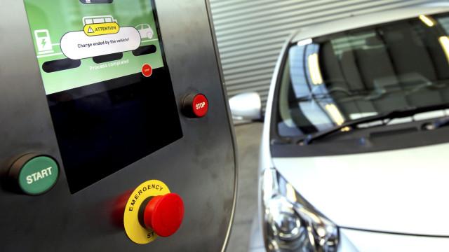 Galp passa a fornecer eletricidade à rede pública de veículos elétricos