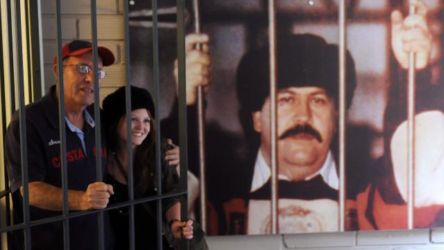 Narcoturismo: Colômbia fecha museu dedicado a Pablo Escobar