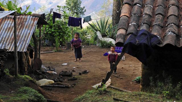 Mais de 50 mil crianças na Guatemala foram mães no primeiro semestre