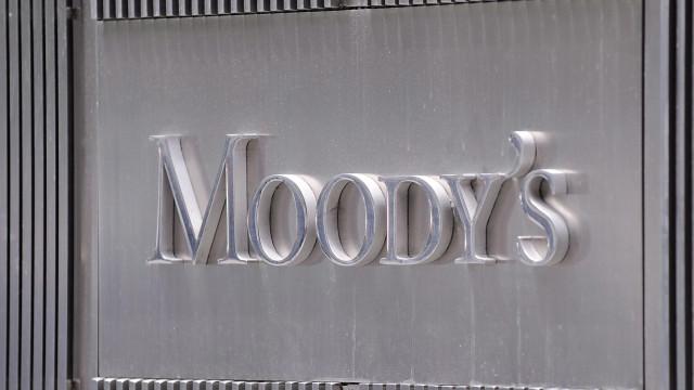 Moody's sobe rating português se concluir que progressos são sustentáveis