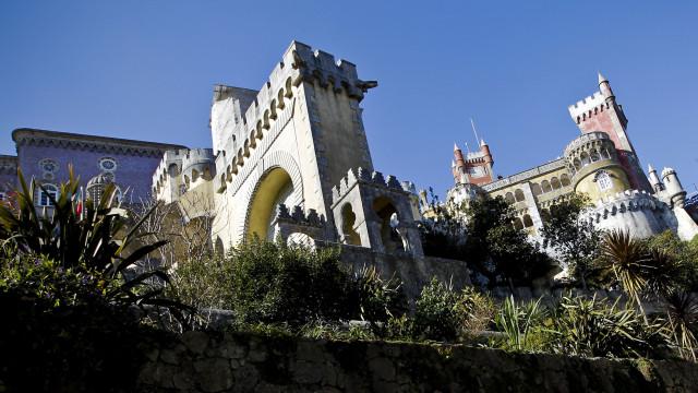 Monumentos e parques de Sintra receberam mais de 3 milhões de visitantes