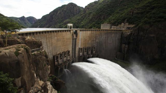 Produção da moçambicana HCB cai 11,53% em 2017 devido à seca