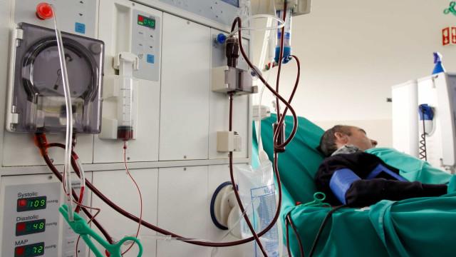 Um em cada 10 doentes em hemodiálise não tem rede de suporte