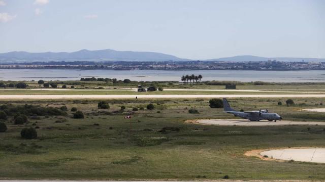 ANA já enviou à APA informação pedida sobre aeroporto do Montijo