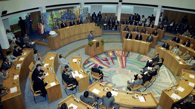 Orçamento dos Açores aprovado com votos contra de toda a oposição
