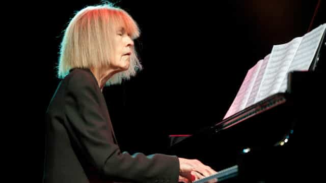 Histórica pianista Carla Bley é o destaque do Jazz ao Centro
