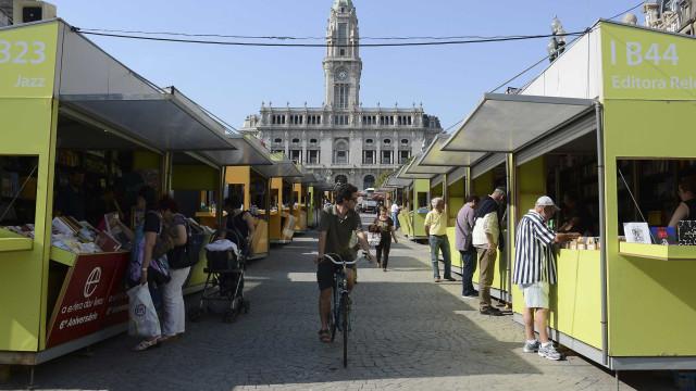 Feira do Livro do Porto com debates, teatro e música na programação