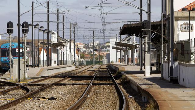 Atenção, greve de hoje nos comboios sem serviços mínimos