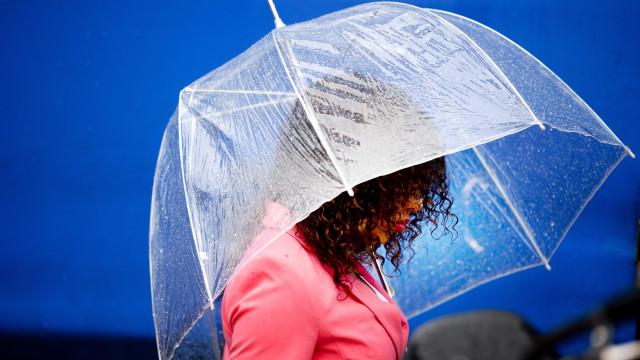 Fim de semana com calor, chuva regressa segunda-feira devido ao Ophelia