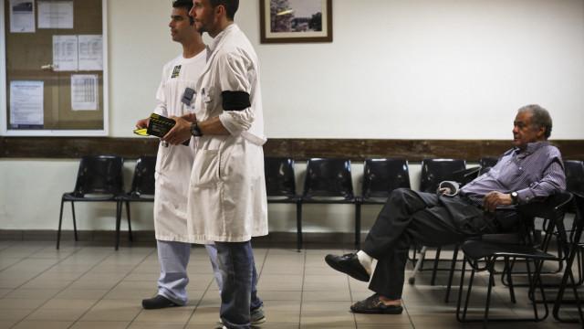 Médicos em greve a 10, 11 e 12 de abril