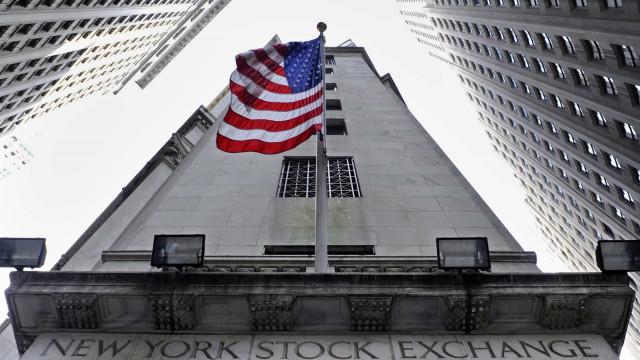 Wall Street encerra em baixa com Dow Jones a recuar 0,68%