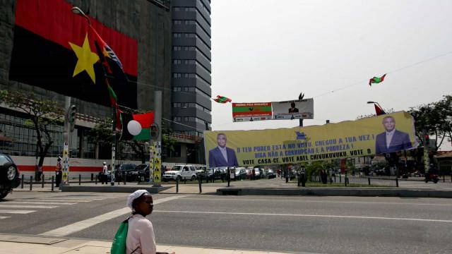 Orçamento angolano corta regalias de governantes em 2018