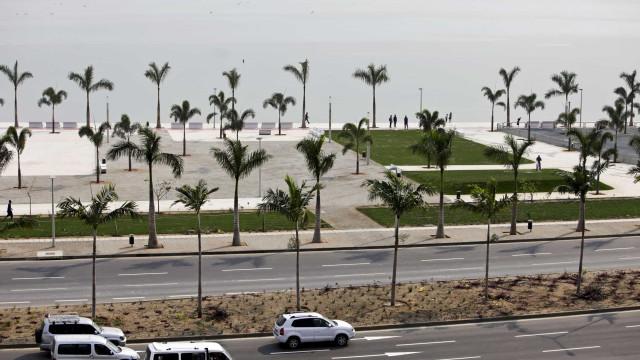 Angola vai criminalizar embriaguez e outras infrações ao Código