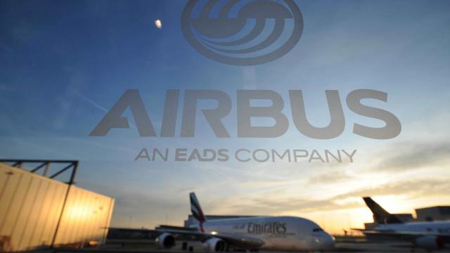 Airbus ganha encomendas de 36 mil milhões num total de 326 aviões