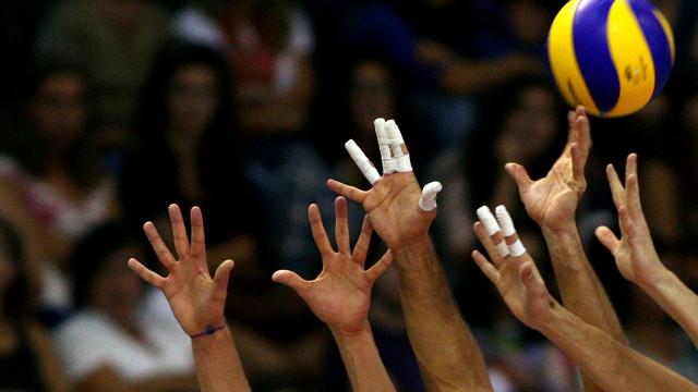 Sporting passa à fase principal da Taça Challenge de voleibol