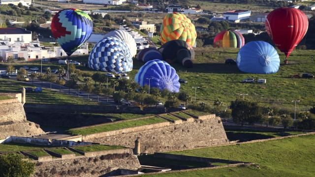 Maior festival de balonismo em Portugal regressa ao Alto Alentejo
