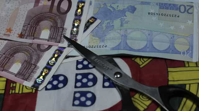 Portugal com 3.ª maior dívida pública da UE, mais do dobro do limite