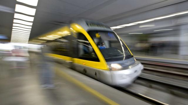 Metro do Porto bate recordes no número de clientes e receitas em 2016